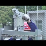 Video español en la instalación de ZLP630 andamios colgantes