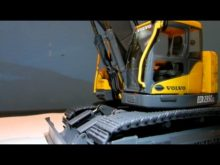 Volvo ECR 235 excavator review