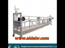 Wholesale Price 8 1mm steel wire rope lifting suspended platform By Shipping