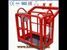 Working Platform Hoist Zlp Series Suspended Platform