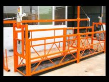 Zlp 630 8m Electric Steel Hoist Platform
