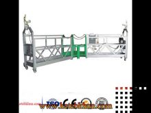 Zlp 630 Zlp 800 Electric Suspended Rope Platform