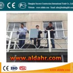 ZLP portable material handling equipment/ suspended platformCE