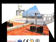Zlp Roof Suspended Platform , New