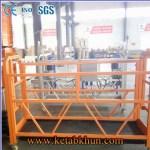 Zlp Series Aluminum Alloy Suspending Platform