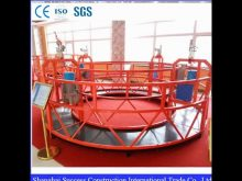 Zlp Series Wire Rope Suspended Platform