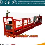 ZLP suspended platform/ electric building cradle/gondola