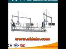 ZLP temporary personnel lifting/suspended platform