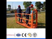 Zlp630 Electric Suspended Platform