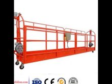 Zlp630 Electronic Lifting Cradle