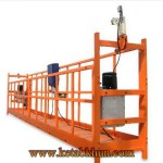 Zlp630 Lifting Hoist For Suspended Platform