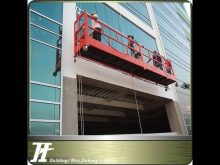 zlp630 suspended platform,suspended working gondola,Electric Scaffolding