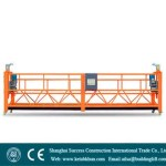 Zlp630 Window Cleaning Crane Platform