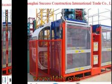 zoomlion construction hoist