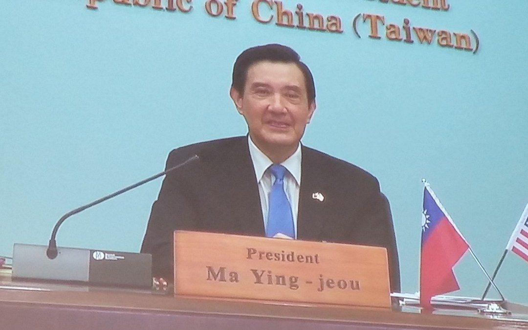 President Ma: US-Taiwan Relations Best in 36 Years