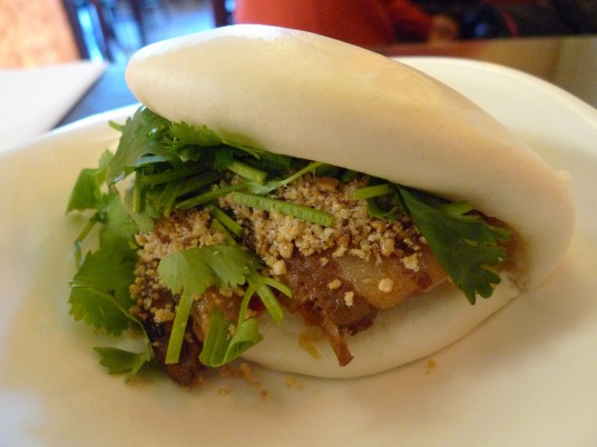 "(CC-BY-ND 2.0 ""Taiwanese Pork Bun"" courtesy of Ron Dollete on Flickr)"
