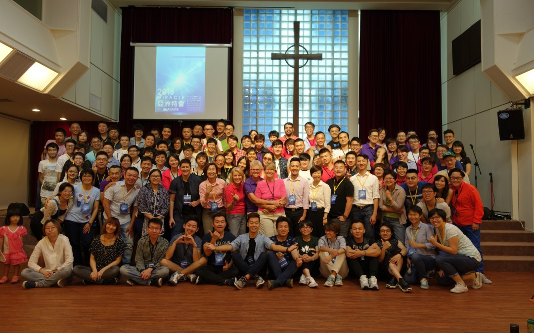 A Gay Pastor in Taiwan Bridging LGBT and Christian Communities