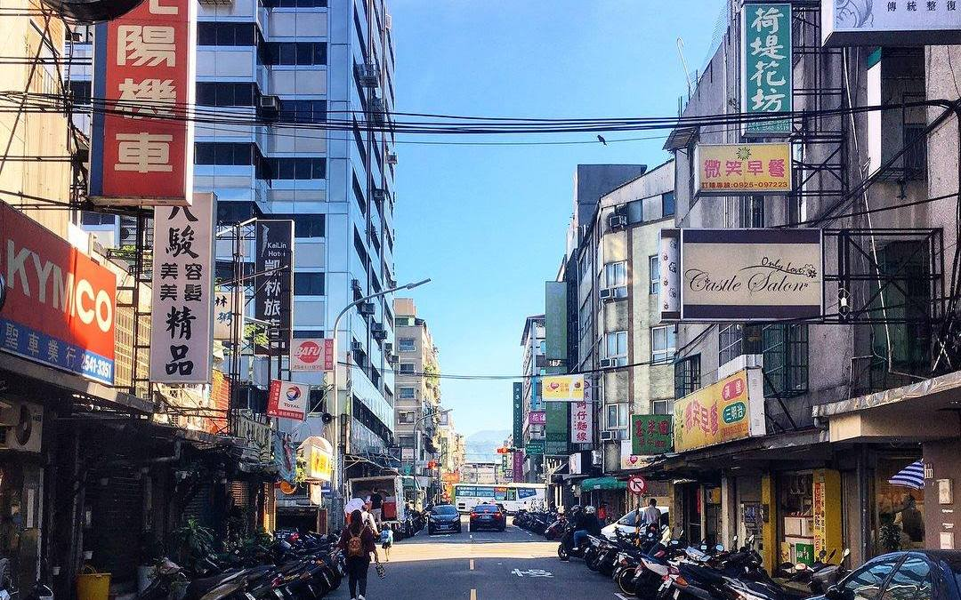 Photo Essay: Celebrating the Diversity of Taiwan's Streetscapes