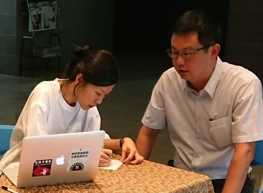 Taiwan Artist Gives Voice to Language Preservation