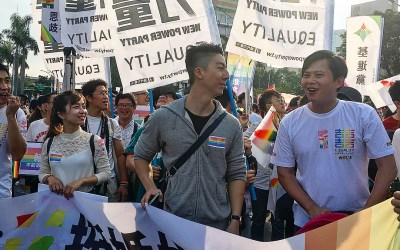 Marriage Equality in Taiwan: Time to Re-engage the Public