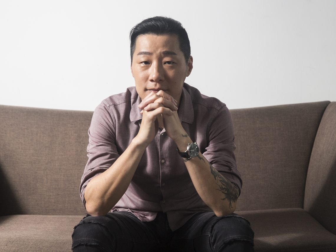 Coming to Terms With Myself: Freddy Lim