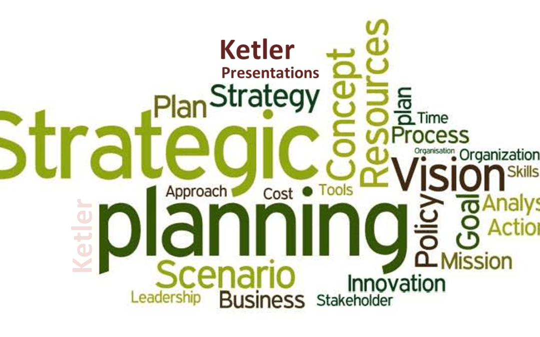 To Plan Success is to Plan Strategically