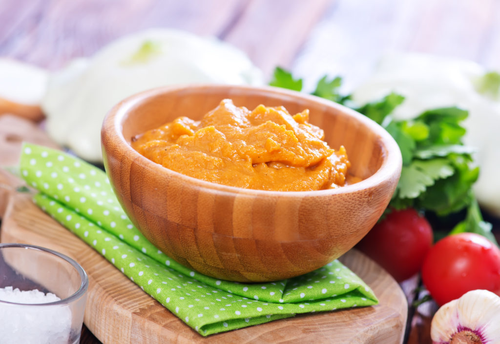 Pumpkin Puree for the Keto-Vegan Diet | keto-vegan.com