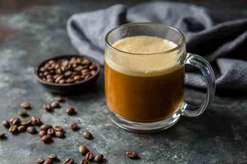 Bulletproof coffee keto recipe