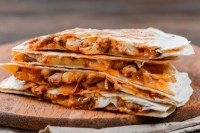 Keto Chicken Quesadilla