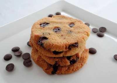 Chocolate chip koekjes