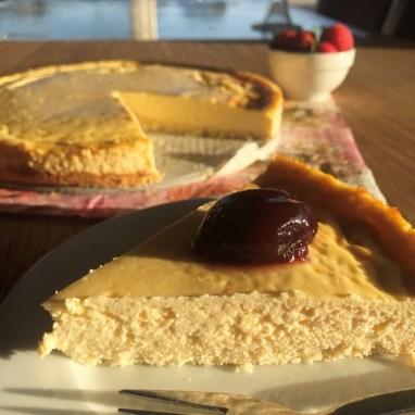 Keto Protein Cheesecake