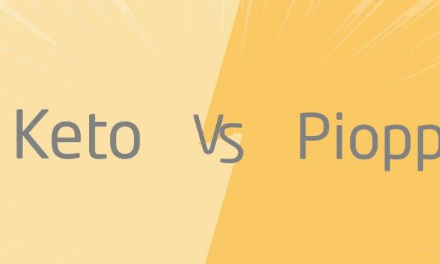 Keto vs pioppi