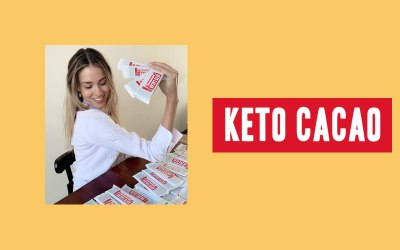 My Keto Journey: Louisa Mesquita Bakker