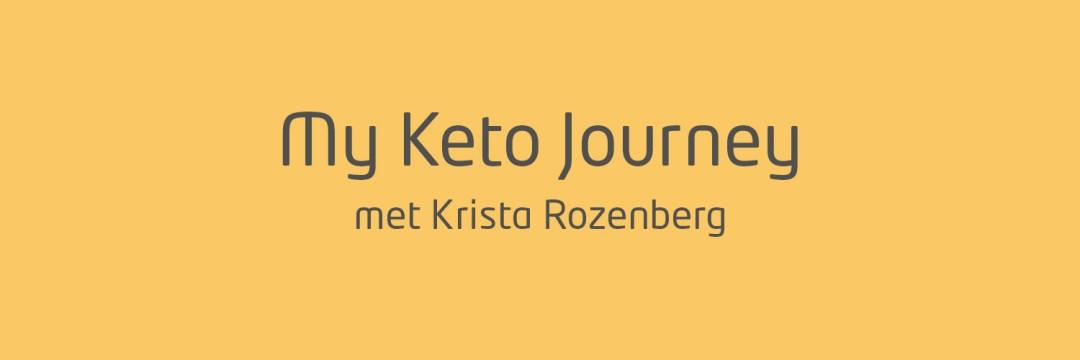 My Keto journey Krista rozenberg