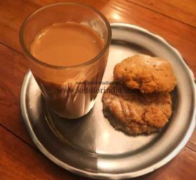 Keto Chai Biscuit - indian keto diet
