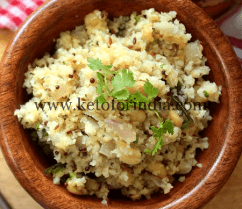 Keto Diet Plan for Navratri 7 - Breakfast Idea