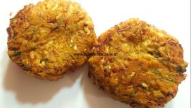 Keto Cabbage Cutlet, Keto for India, Snacks and Mains