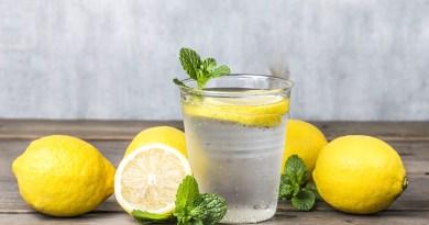 keto water als alternatief voor frisdrank