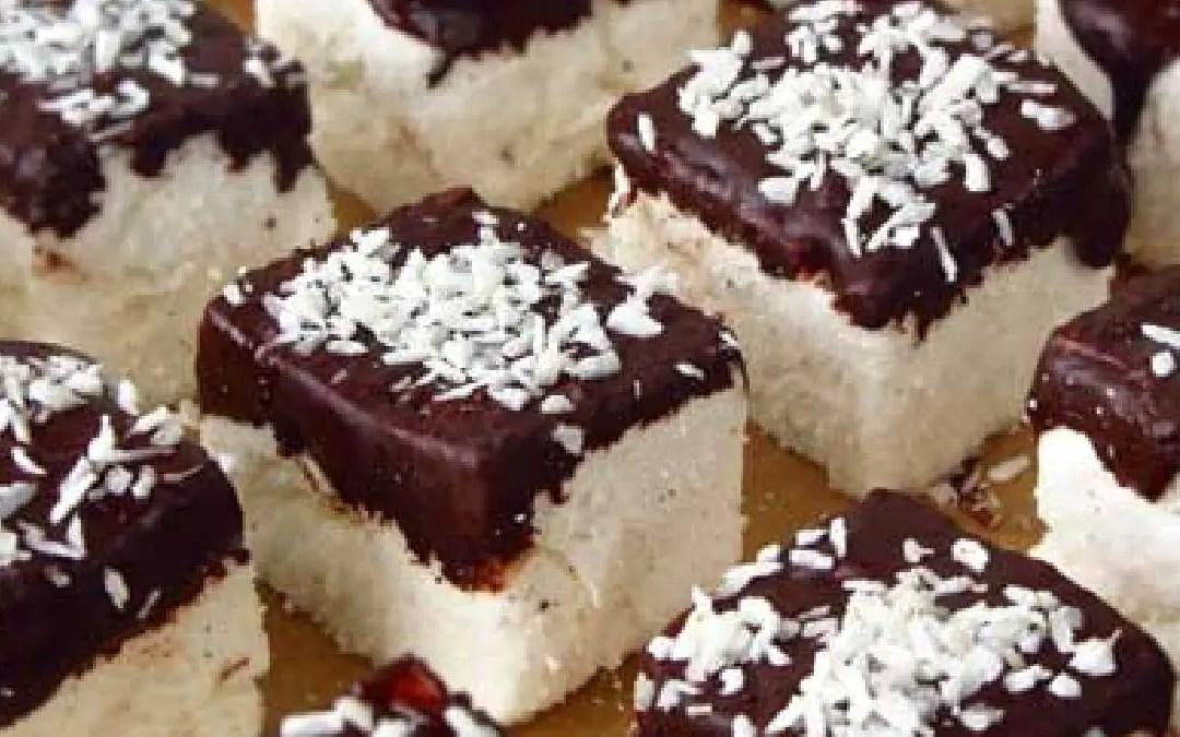 Suikervrije marshmallows