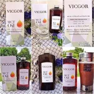 VICGOR MCT Oil