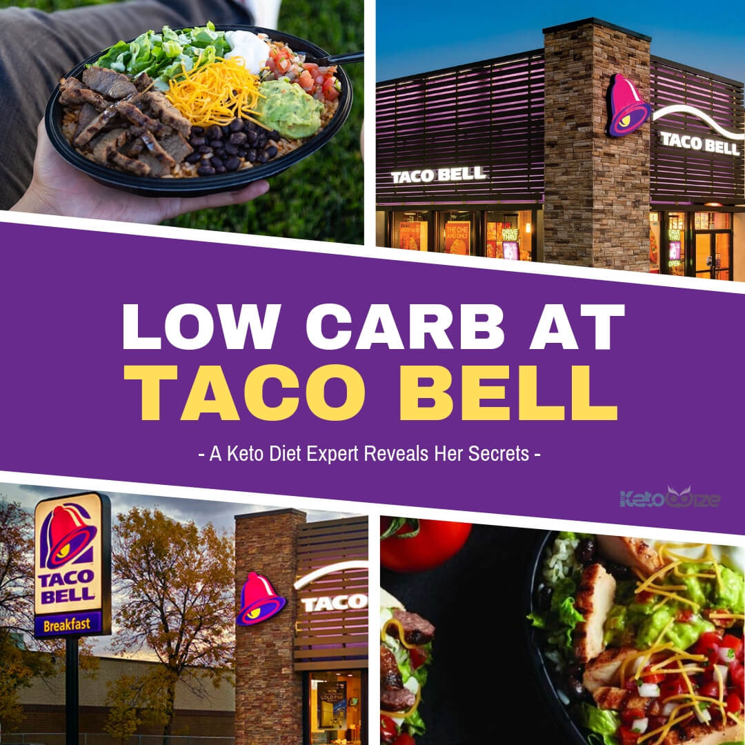 Low Carb At Taco Bell