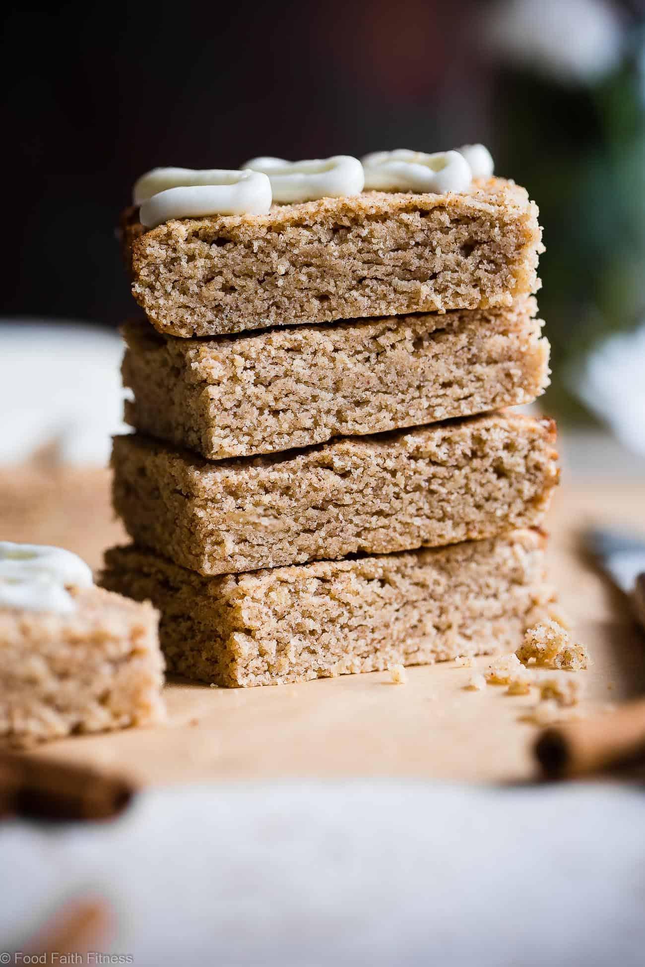 Sugar-Free Keto Low Carb Breakfast Bars Recipe