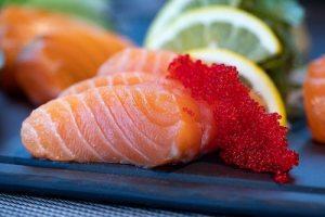 Sashimi - Keto Sushi