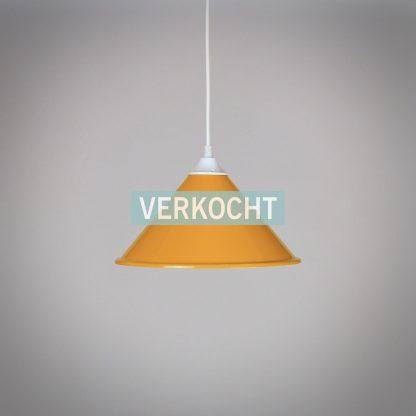 Vintage Hanglamp Geel