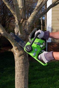 Greenworks Tools 20117 40V Akku Kettensäge
