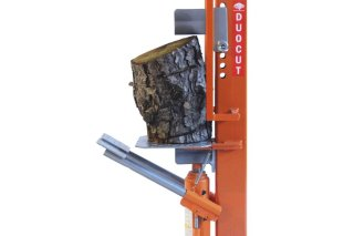 Brennholz machen mit kettensäge und holzspalter ratgeber!