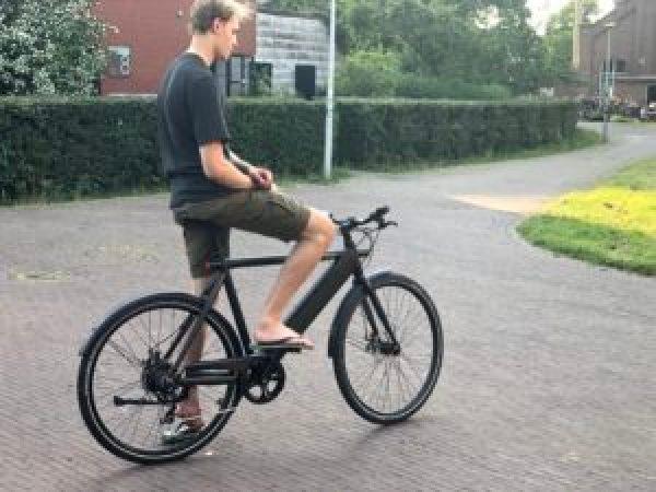 strom city elektrische fiets