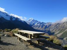 Mount Cook, South Island.