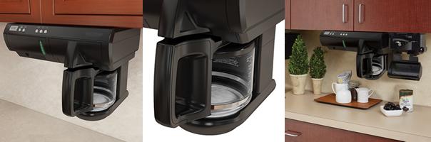Black & Decker SDM1000BD SpaceMaker 12-Cup Programmable Coffee Maker