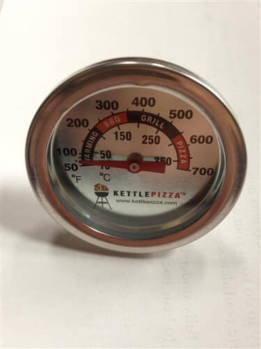 KettlePizza Replacement Thermometer
